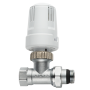 Thermostatic valves and Weser heads