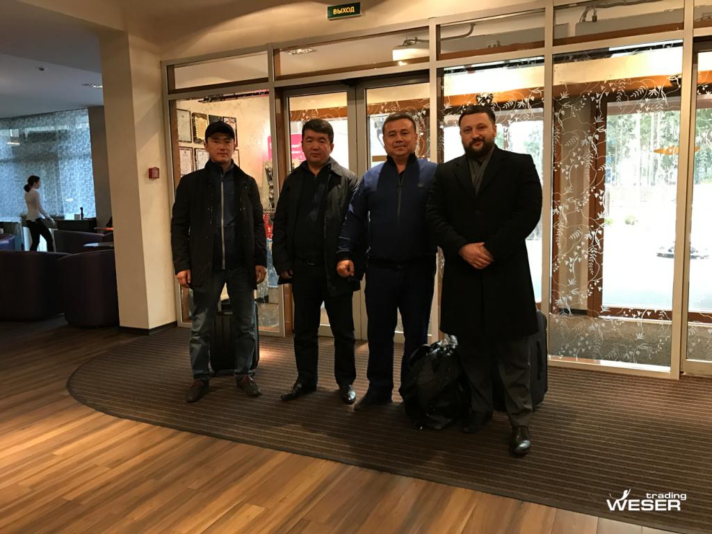 Сотрудники компании GRUMANT.KZ (Казахстан)